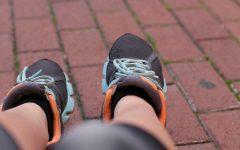 Break from running