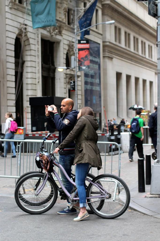 NYC couple